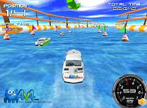 Barci de Viteza 3D