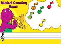 Barney Numaratoarea Muzicala