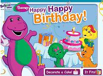 Barney Petrecere Aniversara