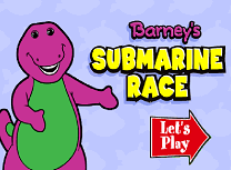 Barney cu Submarinul