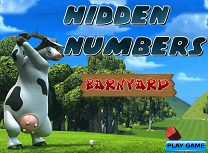 Barnyard Numere Ascunse
