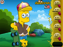 Bart Simpson Dress-up
