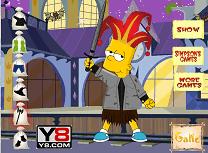 Bart Simpson de Halloween