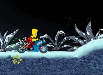 Bart cu Motocicleta