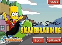 Bart cu Skateboardul