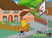 Basket cu Bart Simpson
