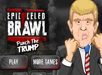 Bataie cu Donald Trump