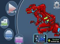 Batalia Dinozaurilor Roboti