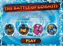 Jocuri cu Gormiti