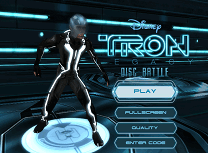 Batalia Tron Legacy