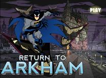 Batman Intoarcerea la Arkham