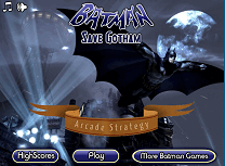Batman Salveaza Gotham