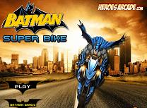 Batman cu Motocicleta 3