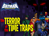 Batman si Capcanele Timpului