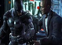Batman si Obiectele Ascunse