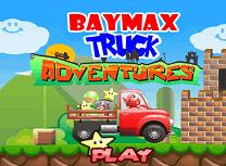 Baymax cu Camioneta
