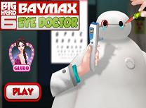 Baymax la Oftalmolog