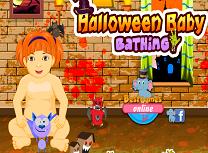 Bebelus Baie de Halloween