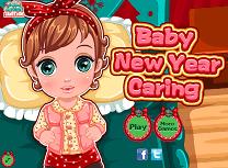 Bebelus de Anul Nou