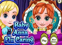Bebelusa Anna Are Gripa