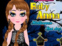 Bebelusa Anna Spa de Halloween