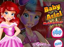 Bebelusa Ariel Tratamente Faciale