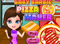 Bebelusa Barbie Face Pizza