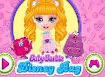 Bebelusa Barbie Geanta Disney