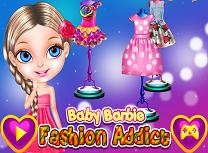 Bebelusa Barbie Pasionata de Moda