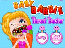 Bebelusa Barbie Probleme la Gat