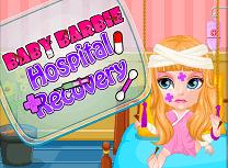 Bebelusa Barbie Recuperare in Spital