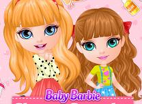 Bebelusa Barbie Surpriza