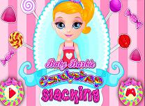 Bebelusa Barbie si Magazinul de Dulciuri