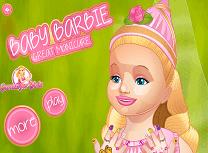 Bebelusa Barbie