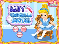 Bebelusa Cenusareasa la Doctor