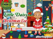 Bebelusa Daisy de Ajunul Craciunului