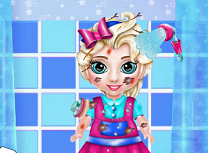 Bebelusa Elsa Este Murdara