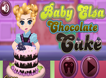 Bebelusa Elsa Gateste Tort