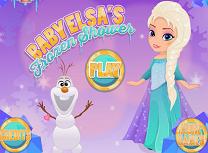 Bebelusa Elsa la Dus