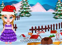 Bebelusa Elsa si Casa de Turta Dulce
