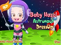 Bebelusa Hazel Astronaut