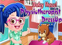 Bebelusa Hazel Fizioterapeut