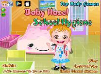 Bebelusa Hazel Igiena Scolara