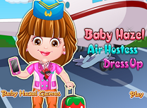Bebelusa Hazel Insotitoare de Zbor