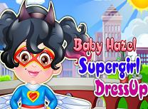 Bebelusa Hazel Super Fata