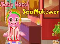 Bebelusa Hazel Ziua Spa