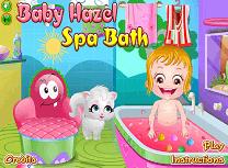 Bebelusa Hazel la Spa