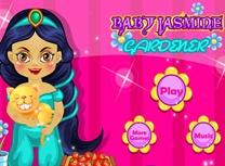 Bebelusa Jasmine Gradinar