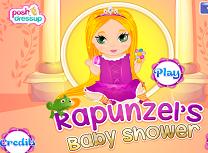 Bebelusa Rapunzel Baie