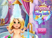 Bebelusa Rapunzel Face Baie